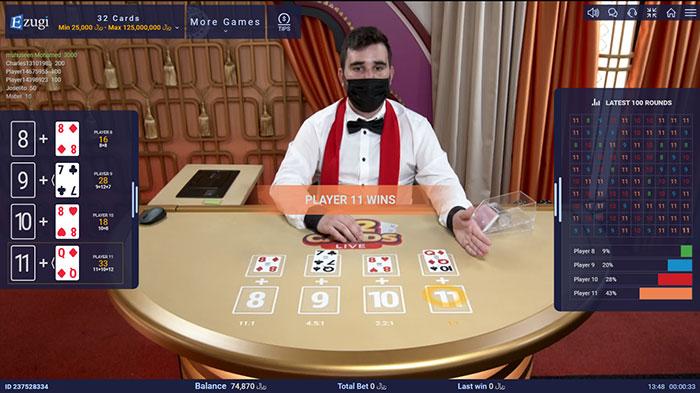 بازی 32 کارت کازینو زنده ایزوگی سایت BTL90